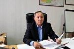 Экс-заместитель ОАО Электрические станции Бердибек Боркоев. Архивное фото