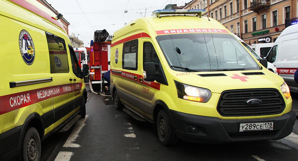 В итоге взрыва вметро Петербурга погибли 14 человек— Скворцова