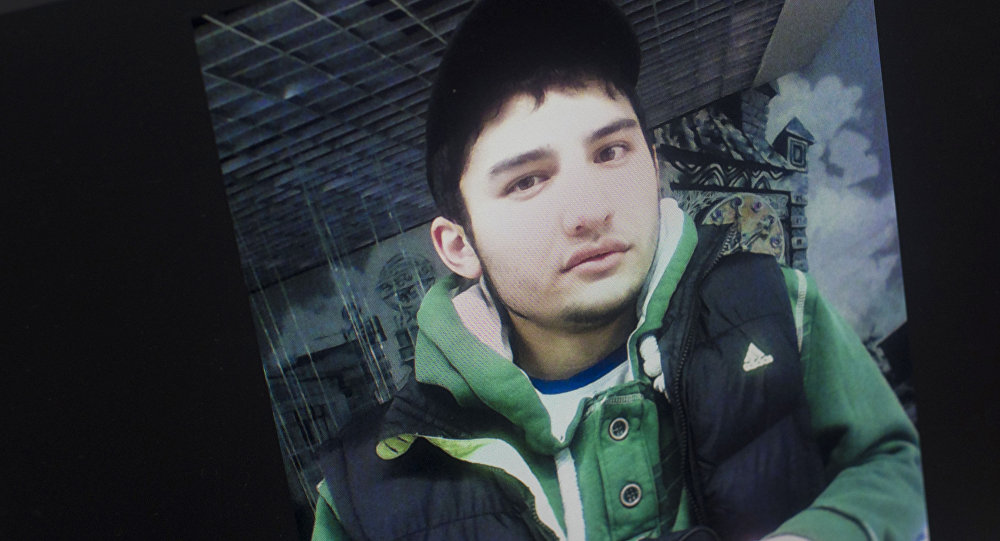 СК РФ установил личность предполагаемого смертника в Петербурге