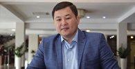 Архивное фото назначенного генеральным директором ЗАО Альфа Телеком Акылбека Жамангулова