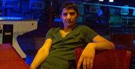 Следственный комитет России назвал имя мужчины, который, по оперативным данным, устроил взрыв в петербургском метро (Фотография из аккаунта сети Вконтанте Акбаржона Джалилова 1995 года рождения).