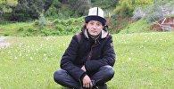 Гражданский активист и видеоблогер Орозбек Бейшеналиев. Архивное фото