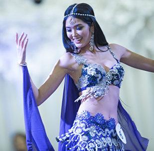 Победительницей конкурса Мисс Кыргызстан — 2017, 19-летняя студентка Бегимай Карыбекова