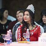 Кыргызстан сулуусу — 2016 Перизат Расул кызы