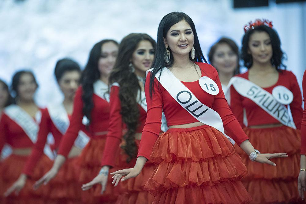 Кыргызстан сулуусу — 2017 наамына талапкерлер