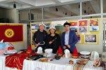 Түркиянын Кайсери шаарынын Эржиес университетинде билим алган кыргызстандык студенттер улуттук маданиятты таанытуу күндөрүн өткөрдү