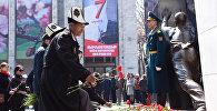 Седьмую годовщину Апрельской революции 2010 года отметили в Бишкеке