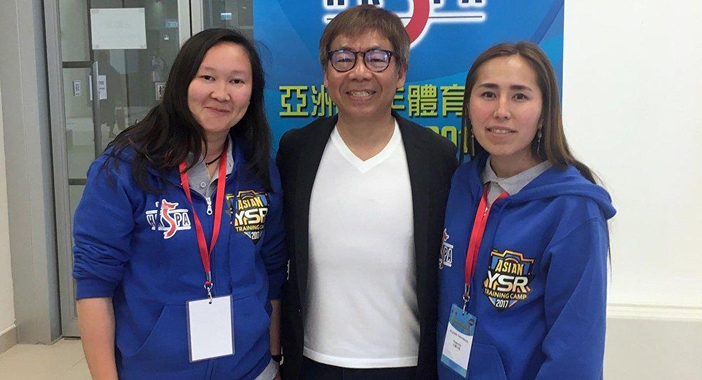 Гонконг шаарында спорт тармагын жазган жаш журналисттер үчүн Road to Tokyo-2020 аттуу 10 күндүк окутуу өтүп жатат.