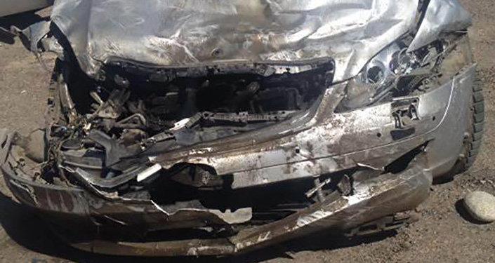 ВДТП вКиргизии погибли 5 человек