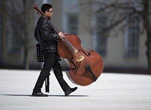 Музыкант. Архив