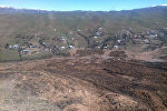 Өзгөн районуна караштуу Ийри-Суу айылында 800 куб метр болгон көчкү