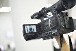 Видеокамера. Архивдик сүрөт