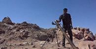 Сирийские солдаты обстреляли позиции боевиков в Дейр-эз-Зоре