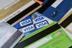 VISA карталары. Архивдик сүрөт