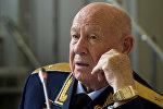 Архивное фото летчика-космонавта, дважды Герой Советского Союза Алексея Леонова