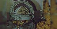 Первый в истории человечества полет в космос. Архивные кадры