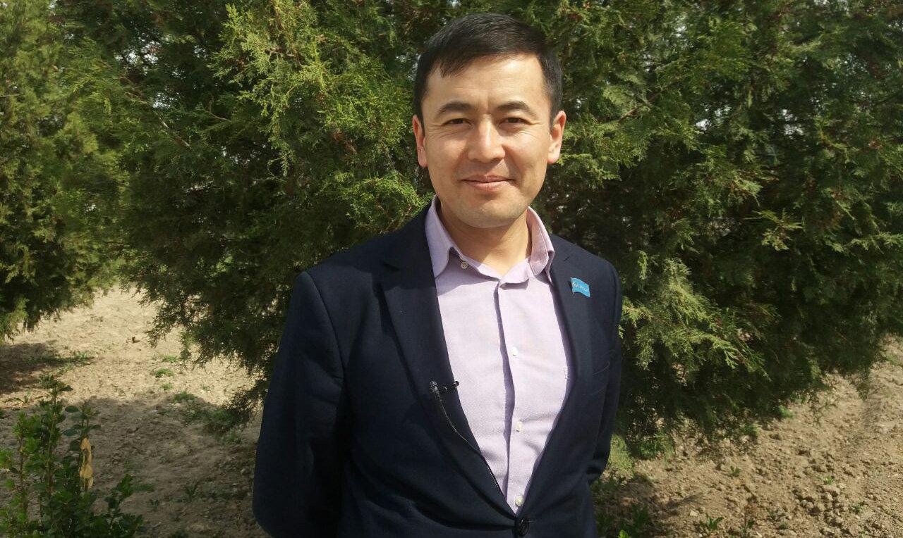 Руководитель фонда Ыйман Нуржигит Кадырбеков. Архивное фото