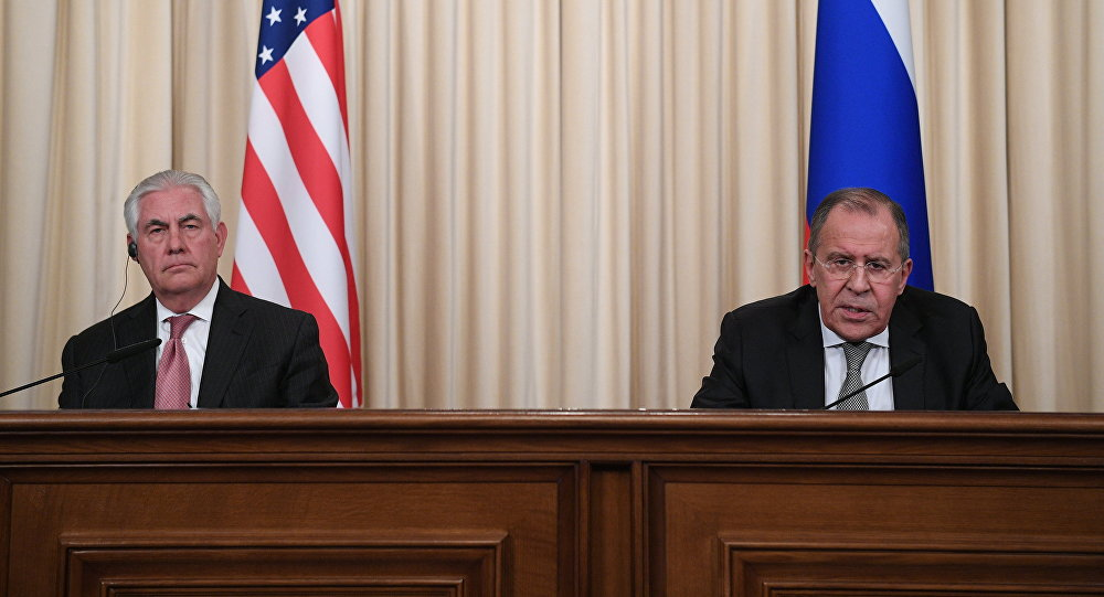 Лавров иТиллерсон обсудили ракетный удар США поСирии