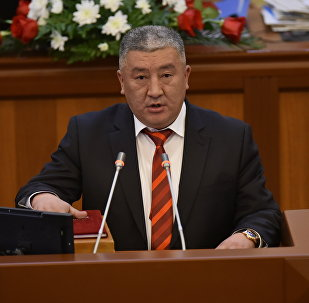 Депутат ЖК КР Жыргалбек Калмаматов