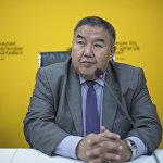 Доктор экономических наук Жумакадыр Акенеев