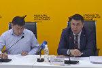 О стандартах ЕАЭС рассказали в пресс-центре Sputnik Кыргызстан