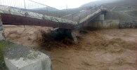 Последствия селя в Базар-Коргоне