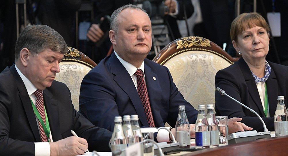 Евразийский экономический совет одобрил для Молдовы статус наблюдающего  при ЕАЭС