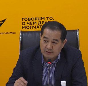 Дороги в Бишкеке ждет большой ремонт — Китай выделил 10 млрд сомов