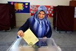 Референдум по поправкам в Конституцию в Турции