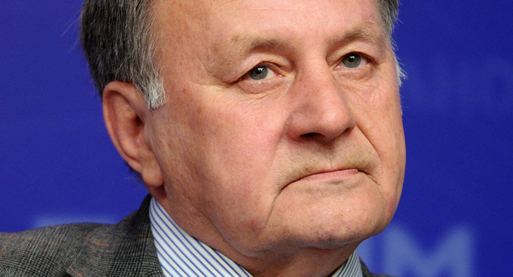 Эксперт по проблемам стран Ближнего Востока и Кавказа Станислав Тарасов. Архивное фото