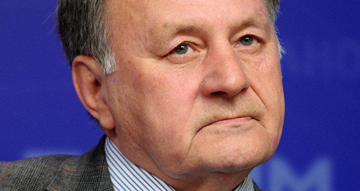 Политолог, эксперт по проблемам Ближнего Востока Станислав Тарасов. Архивное фото