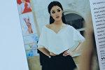 Кыргызстанка Алина Пирматова, которая представит Кыргызстан на конкурсе красоты Miss Asia World-2017, фото со страницы Instagram пользователя alina_pirmatova