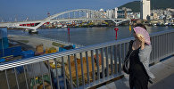 Вид на мост в городе Сеул. Архивное фото