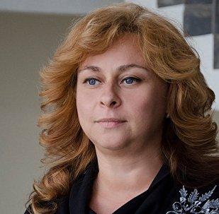 Молдавский психолог Людмила Семина-Гицу. Архивное фото
