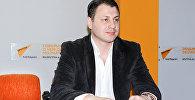 Азербайджанский политолог, кандидат исторических наук Анар Садыхов