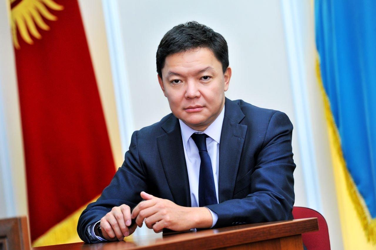 Ректор Кыргызской государственной юридической академии Канат Керезбеков. Архивное фото