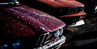 Автомобили марки BMW. Архивное фото
