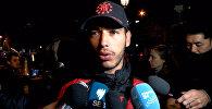 Очевидец нападения на полицейских в Париже рассказал, как началась стрельба