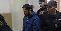 Басманный суд Москвы арестовал Акрама Азимова