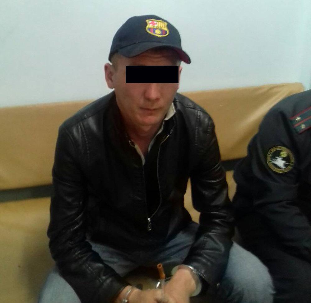 Подозреваемый в наезде на третьеклассников в Бишкеке