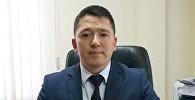 Архивное фото заместителя председателя Фонда по управлению государственным имуществом (ФУГИ) Бакыта Мураталиева