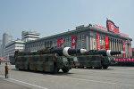 Түндүк Кореянын ракеталары. Архивдик сүрөт