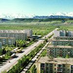 Архитектура города Фрунзе