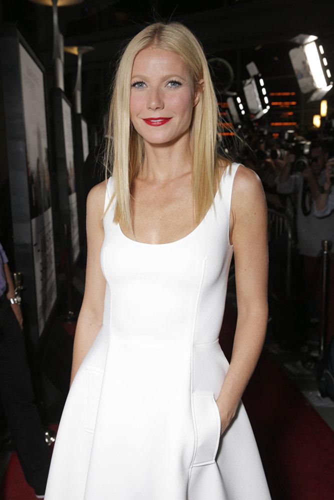Любимая женщина Железного человека, актриса Гвинет Пэлтроу была названа самой красивой женщиной 2013 года.