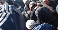 В Иссык-Кульской области нашлись два шахтера, оставшихся под завалами, они живы