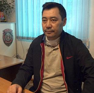 Мурдагы депутат Садыр Жапаровдун архивдик сүрөтү