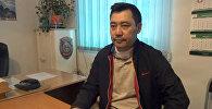 Эркинен ажыратылган экс-депутат Садыр Жапаров. Архив