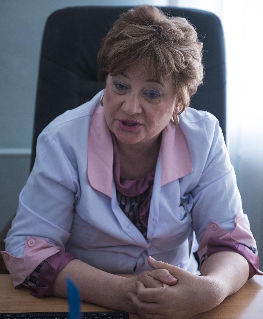 Заместитель директора по лечебной работе в республиканском наркологическом центре Наталья Борисова