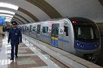 Метрополитен а Алматы. Архивное фото