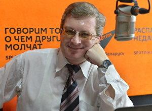 Политический эксперт Павел Потапейко